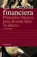La inversion financiera / the Financial Investment