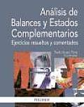 Analisis De Balances Y Estados Complementarios / Analysis of Balance Sheets and Supplementary Statements