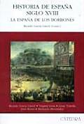 Historia de Espaäna, siglo XVIII