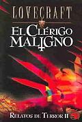 Relatos de Terror II El Clerigo Maligno