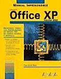 Microsoft Office XP 2002 - Manual Imprescindible