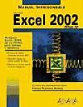 Microsoft Excel 2022 Office XP - Manual Imprescindible