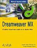 Macromedia Dreamweaver MX Manual Imprescindible