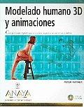 Modelado Humano 3d y Animaciones...
