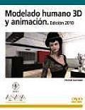 Modelado Humano 3D Y Animaci