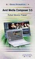 Avid Media Composer 3.5