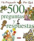 500 Preguntas y Respuestas Tomo III