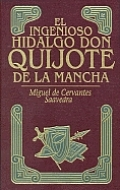 Ingenioso Hidalgo Don Quijote de La Mancha,
