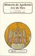 Historia de Apolonio - Rey de Tiro