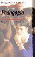 Diccionario Akal de Pedagogia