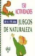 150 Actividades y Juegos de Naturaleza