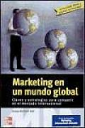Marketing En Un Mundo Global