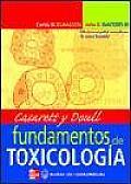 Casarett y Doull Fundamentos de Toxicologia
