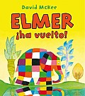 Elmer ha vuelto! / Elmer Again Cover