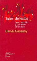 Taller de textos/ Text Workshop