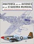 Anatomia de Los Aviones de La II Guerra Mundial