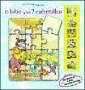 Lobo y Los 7 Cabritillos, El - Cuento Puzzle Con Sonido