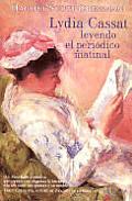 Lydia Cassat Leyendo El Periodico Matinal