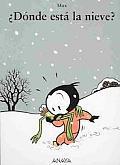 Donde Esta La Nieve?