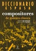 Diccionario de Compositores de Musica Clasica