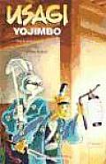 Sombras Grises Usagi Yojimbo