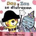 Das Y Zas Se Disfrazan / Dot and Dash Are Dressing Up