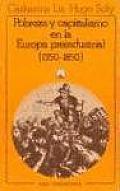 Pobreza y Capitalismo En La Europa Preindustrial