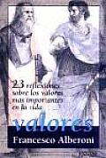 Valores / Values