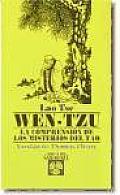 Wen - Tzu - La Comprension de Los Misterios