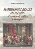 Matrimonios reales en Espaäna