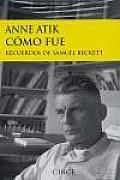 Como Fue - Recuerdos de Samuel Beckett