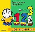Los Numeros / Numbers (Aprendo Con Dan y Din)