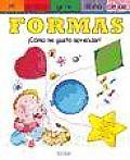 Mi Primer Gran Libro De Las Formas