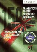 159 Traducciones Para Las Escuelas de Idiomas Nivel 2