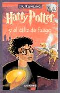 Serie Harry Potter #4: Harry Potter y el Caliz del Fuego