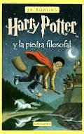 Harry Potter y la Piedra Filosofal Cover