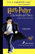 Harry Potter y La Orden del Fenix Cover