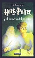 Harry Potter y El Misterio del Principe - Encuadernada