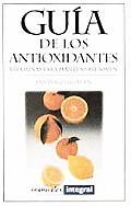 Guia de Los Antioxidantes
