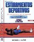 Manual de Estiramientos Deportivos