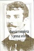 Poesâia completa y prosa selecta