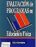 Evaluacion de Programas En Educacion Fisica