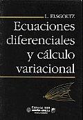 Ecuaciones Diferenciales y Calculo Variacional / Differential Equations and Variational Calculus
