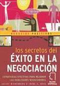 Los Secretos Del Exito En La Negociacion
