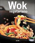 Wok Vegetariano Vegetarian Wok...