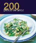 200 Platos de Arroz (200 Recetas)