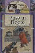 Puss in Boots with CD (Audio)