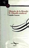 Historia de La Fisofia I I - Filosofia Medieval