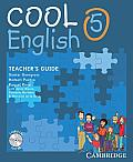 Cool English Level 5 Teacher's Guide with Audio CD and Tests CD