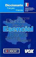 Diccionario Esencial / Essential Dictionary